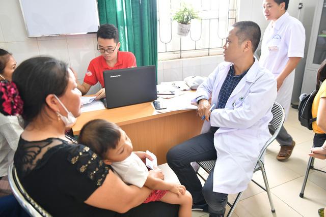 Phát hiện 213 trẻ em mắc dị tật tim bẩm sinh tại Thanh Hoá - Ảnh 5.