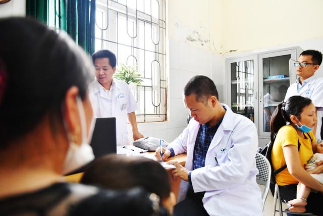 Phát hiện 213 trẻ em mắc dị tật tim bẩm sinh tại Thanh Hoá - Ảnh 1.