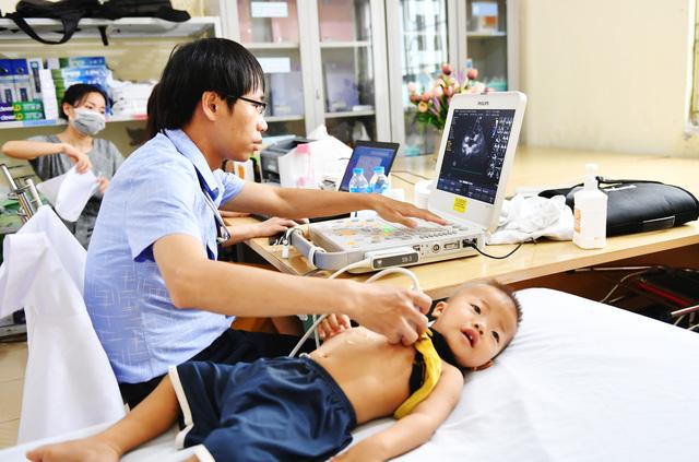 Phát hiện 213 trẻ em mắc dị tật tim bẩm sinh tại Thanh Hoá - Ảnh 4.