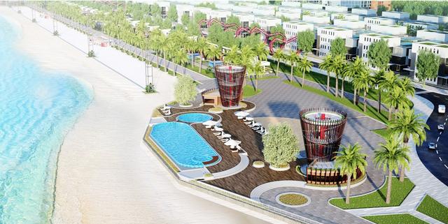 Mục sở thị KĐT nghỉ dưỡng giải trí độc đáo bậc nhất Vân Đồn - Ảnh 3.