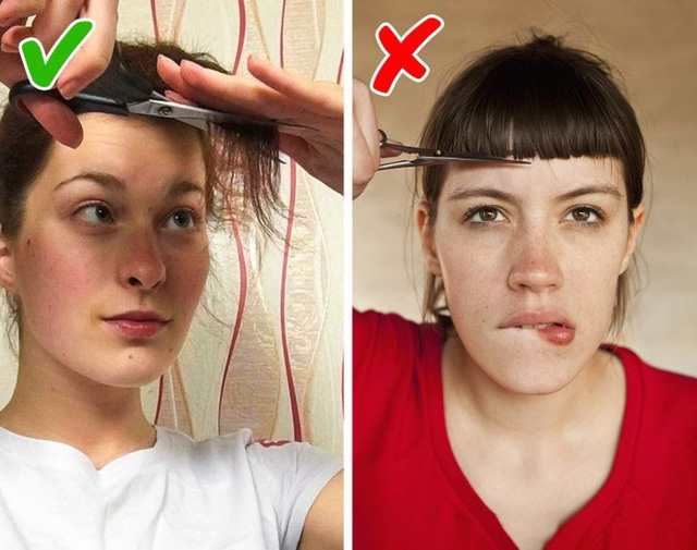 9 thảm họa khi phụ nữ làm đẹp tại nhà - Ảnh 1.