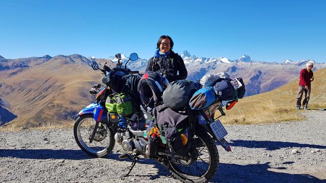 Người Việt Nam đầu tiên đi xe máy vòng quanh thế giới và bí quyết vàng cho một cuộc đi phượt dài hơi - ảnh 1