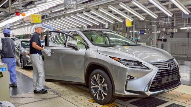 Toyota khôi phục hoàn toàn hoạt động tại các cơ sở trên thế giới từ ngày 13/7 - Ảnh 1.