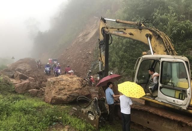 Mưa lũ gây thiệt hại ước tính 5 tỷ đồng tại Lai Châu - Ảnh 2.