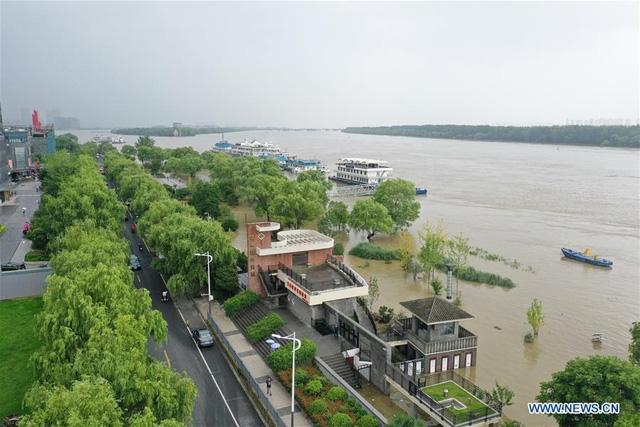 Lũ Lụt ở Trung Quốc Nước Song Dương Tử Tiếp Tục Dang Cao Thach Thức Cho đập Tam Hiệp Vtv Vn