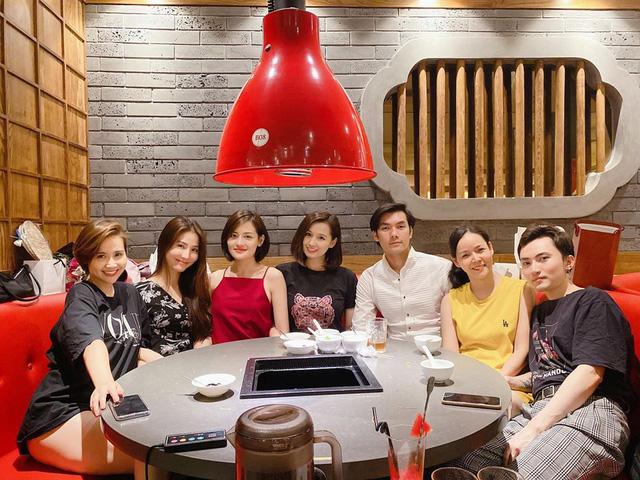 Lã Thanh Huyền chia tay đoàn làm phim Tình yêu và tham vọng - Ảnh 1.