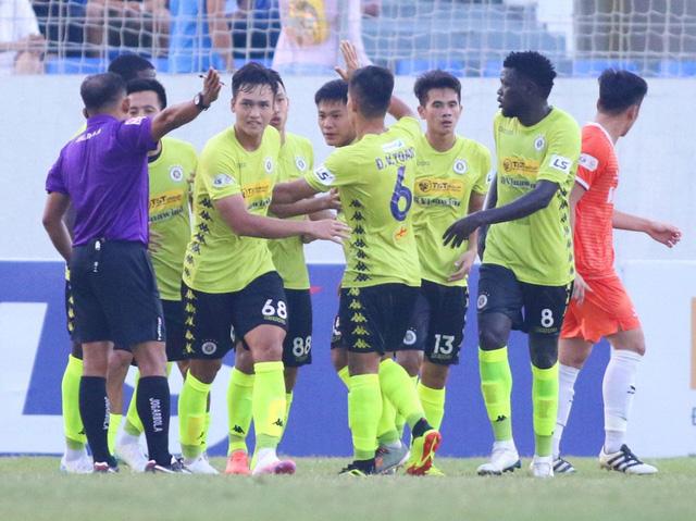 Lịch thi đấu và trực tiếp vòng 10 V.League 2020: CLB Hà Nội – CLB Hải Phòng, SHB Đà Nẵng – Than Quảng Ninh… - Ảnh 2.