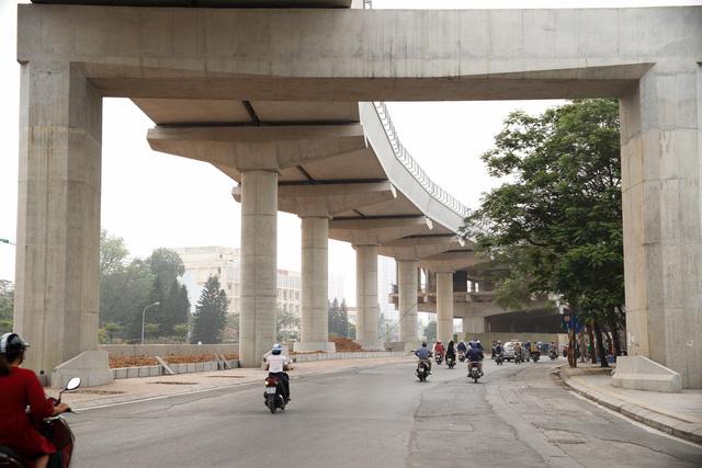 Thanh tra Chính phủ thông tin về những dấu hiệu vi phạm tại Dự án đường sắt đô thị tuyến Nhổn - ga Hà Nội - ảnh 2
