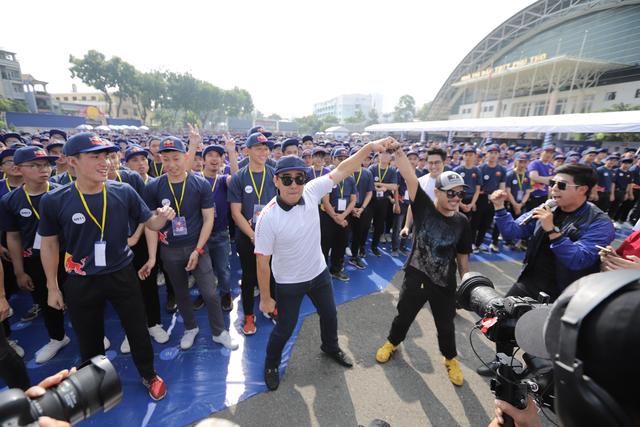 Ngày Tích cực xác lập kỷ lục châu Á - Ảnh 2.