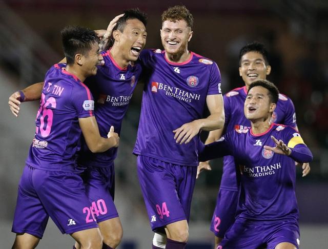 Lịch thi đấu và trực tiếp vòng 10 V.League 2020: CLB Hà Nội – CLB Hải Phòng, SHB Đà Nẵng – Than Quảng Ninh… - Ảnh 3.