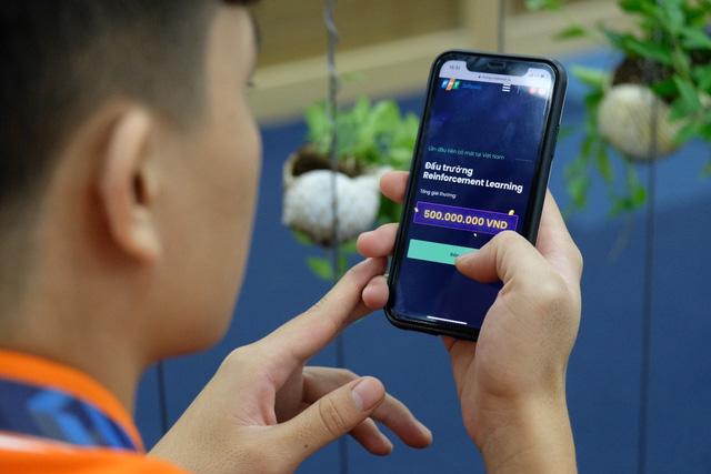 Đấu trường Học tăng cường - Cuộc thi đầu tiên về công nghệ học tăng cường tại Việt Nam - ảnh 1