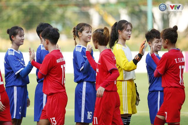 Apec Sơn La 2-6 Phong Phú Hà Nam: Cơn mưa bàn thắng (Bóng đá nữ Cúp Quốc gia 2020) - Ảnh 4.