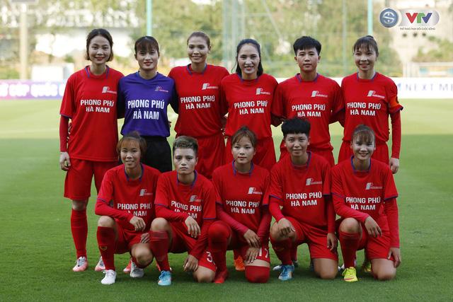 Apec Sơn La 2-6 Phong Phú Hà Nam: Cơn mưa bàn thắng (Bóng đá nữ Cúp Quốc gia 2020) - Ảnh 6.