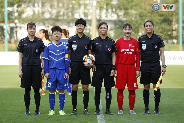 Apec Sơn La 2-6 Phong Phú Hà Nam: Cơn mưa bàn thắng (Bóng đá nữ Cúp Quốc gia 2020) - Ảnh 7.