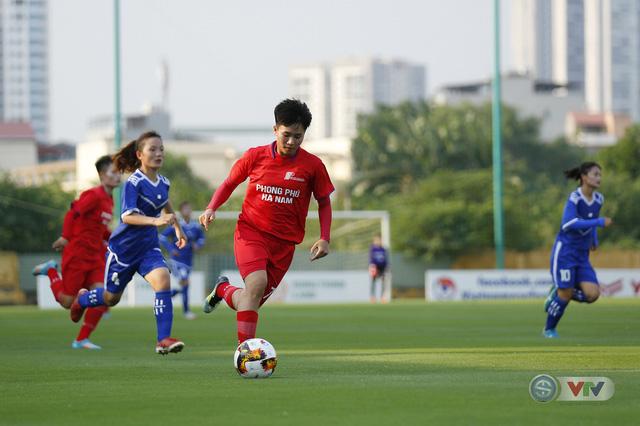 Apec Sơn La 2-6 Phong Phú Hà Nam: Cơn mưa bàn thắng (Bóng đá nữ Cúp Quốc gia 2020) - Ảnh 12.