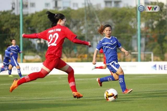 Apec Sơn La 2-6 Phong Phú Hà Nam: Cơn mưa bàn thắng (Bóng đá nữ Cúp Quốc gia 2020) - Ảnh 11.