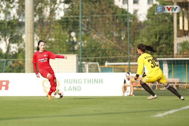 Apec Sơn La 2-6 Phong Phú Hà Nam: Cơn mưa bàn thắng (Bóng đá nữ Cúp Quốc gia 2020) - Ảnh 10.