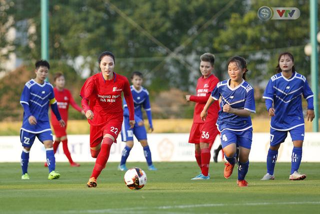 Apec Sơn La 2-6 Phong Phú Hà Nam: Cơn mưa bàn thắng (Bóng đá nữ Cúp Quốc gia 2020) - Ảnh 9.