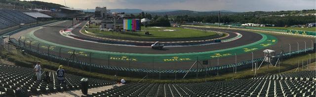 Các đội đua F1 chuẩn bị cho chặng đua tại Hungary - Ảnh 4.