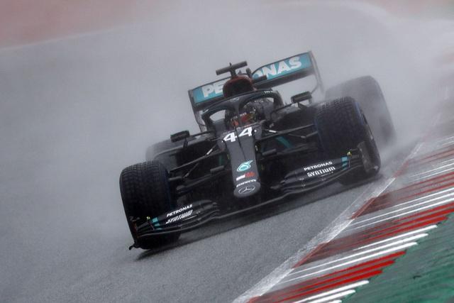 Các đội đua F1 chuẩn bị cho chặng đua tại Hungary - Ảnh 1.