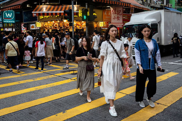 Mỹ chấm dứt ưu đãi thương mại với Hong Kong (Trung Quốc) - Ảnh 1.
