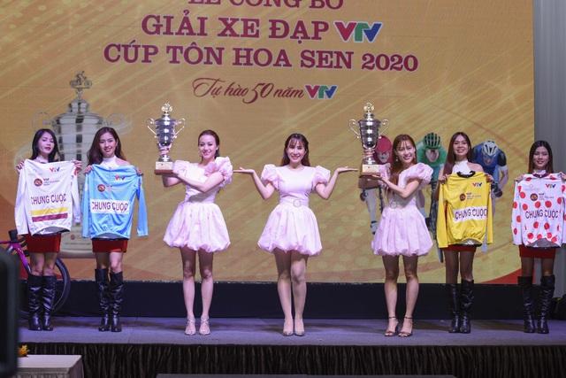 ẢNH: Toàn cảnh buổi lễ công bố Giải xe đạp VTV Cúp Tôn Hoa Sen 2020 - Tự hào 50 năm VTV - Ảnh 11.
