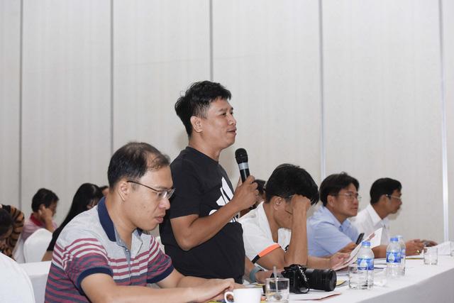 ẢNH: Toàn cảnh buổi lễ công bố Giải xe đạp VTV Cúp Tôn Hoa Sen 2020 - Tự hào 50 năm VTV - Ảnh 9.