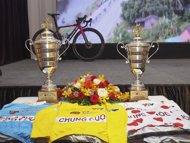 ẢNH: Toàn cảnh buổi lễ công bố Giải xe đạp VTV Cúp Tôn Hoa Sen 2020 - Tự hào 50 năm VTV - Ảnh 10.