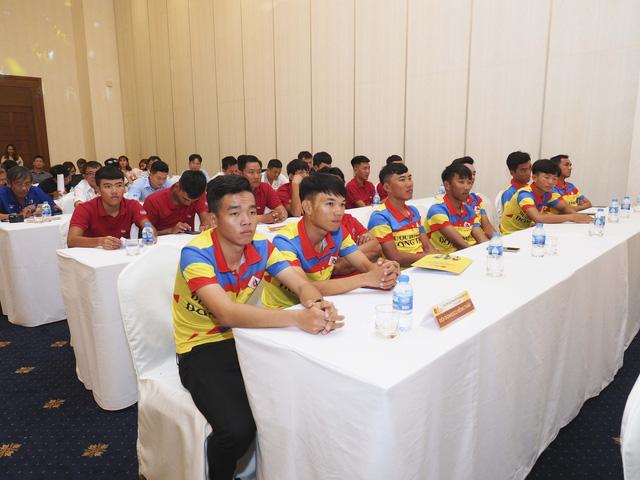 ẢNH: Toàn cảnh buổi lễ công bố Giải xe đạp VTV Cúp Tôn Hoa Sen 2020 - Tự hào 50 năm VTV - Ảnh 5.