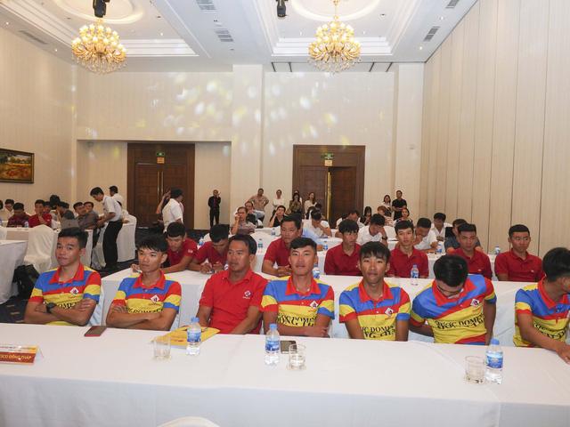Lễ công bố Giải xe đạp VTV Cúp Tôn Hoa Sen 2020: Tự hào 50 năm VTV - Ảnh 8.
