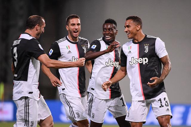 Juventus chia điểm kịch tính trước Sassuolo - Ảnh 2.