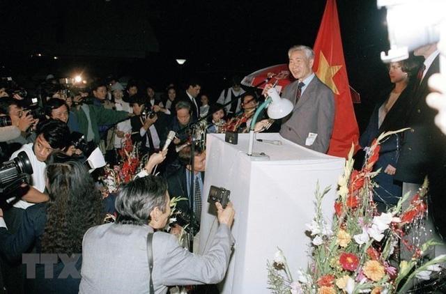 Quan hệ Việt Nam - Hoa Kỳ bước sang một trang hoàn toàn mới - Ảnh 2.