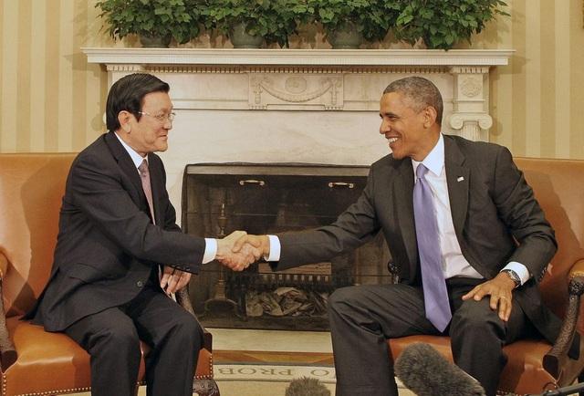 Quan hệ Việt Nam - Hoa Kỳ bước sang một trang hoàn toàn mới - Ảnh 3.
