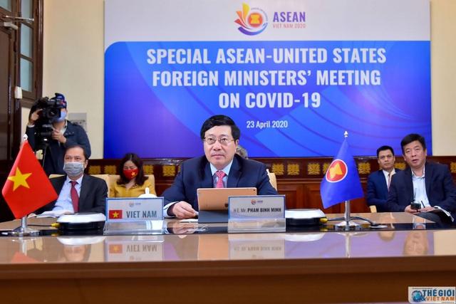 Quan hệ Việt Nam - Hoa Kỳ bước sang một trang hoàn toàn mới - Ảnh 6.