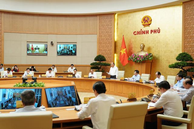 Thủ tướng: Các đồng chí phải lo việc tiêu tiền trên mảnh đất của mình - Ảnh 1.