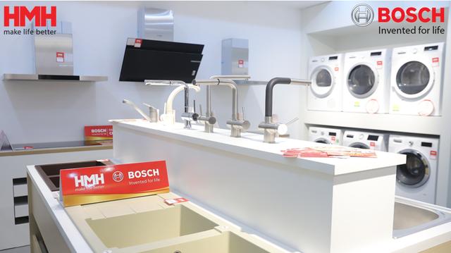 An tâm hơn khi mua đồ gia dụng Bosch chính hãng từ HMH - Ảnh 2.
