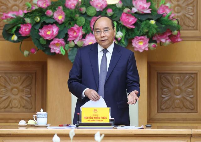 """Thủ tướng Nguyễn Xuân Phúc: """"Quyết tâm không để đổ gãy nền kinh tế, doanh nghiệp Việt Nam phá sản"""" - ảnh 1"""