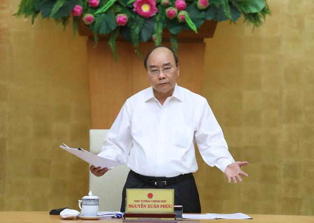 Thủ tướng: Các đồng chí phải lo việc tiêu tiền trên mảnh đất của mình - Ảnh 2.