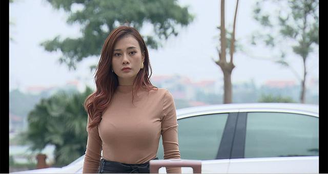 Phương Oanh bất ngờ nhuộm tóc tím hồng, Bảo Thanh khen bắt trend tới bến - Ảnh 5.