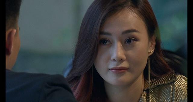 Phương Oanh bất ngờ nhuộm tóc tím hồng, Bảo Thanh khen bắt trend tới bến - Ảnh 3.