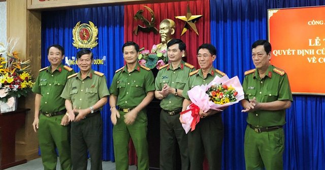Giám đốc Công an tỉnh Thừa Thiên - Huế giữ chức Phó Bí thư Tỉnh ủy - Ảnh 1.