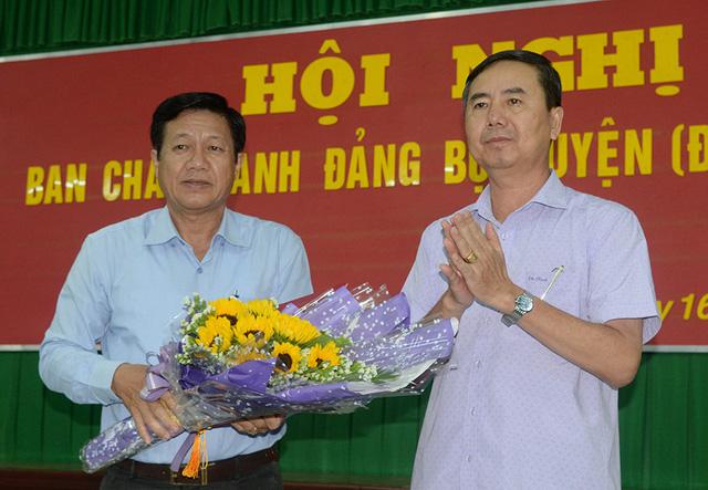 Giám đốc Sở Tài chính giữ chức Phó Chủ tịch UBND tỉnh Kiên Giang - Ảnh 1.