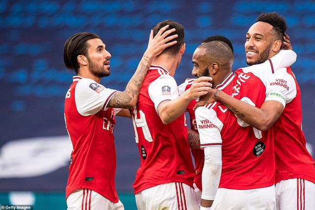 Thua Arsenal, Man City trở thành cựu vương ở Cup FA - Ảnh 2.