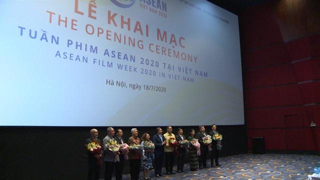 Khai mạc Tuần phim ASEAN tại Việt Nam - Hạnh phúc của mẹ chiếu mở màn - Ảnh 1.