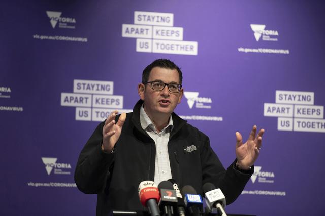 Melbourne - Địa phương đầu tiên ở Australia bắt buộc đeo khẩu trang khi ra khỏi nhà - Ảnh 1.