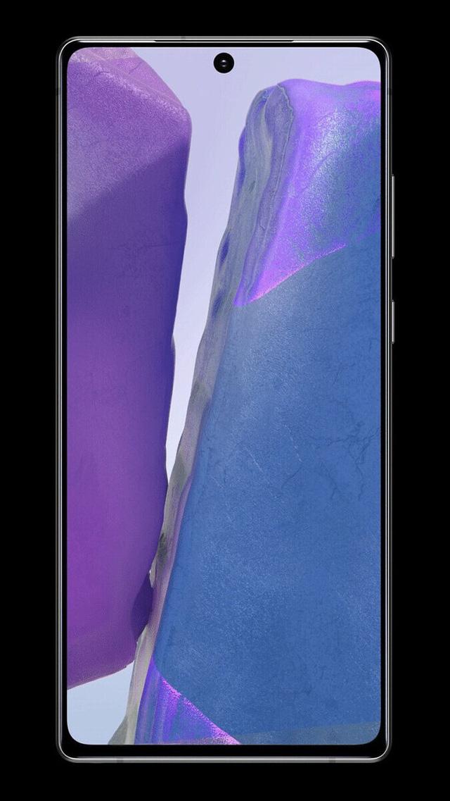 Galaxy Note 20 sẽ trở lại thiết kế màn hình dạng phẳng? - Ảnh 1.