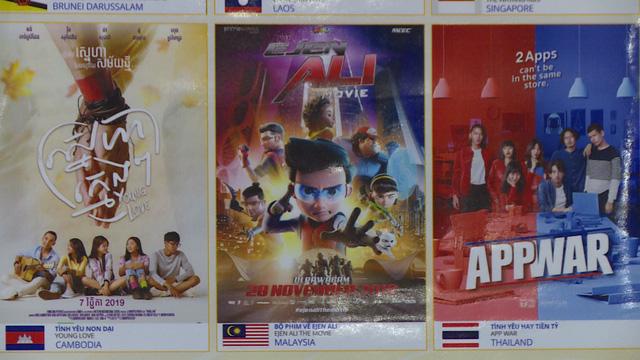 Khai mạc Tuần phim ASEAN tại Việt Nam - Hạnh phúc của mẹ chiếu mở màn - Ảnh 3.
