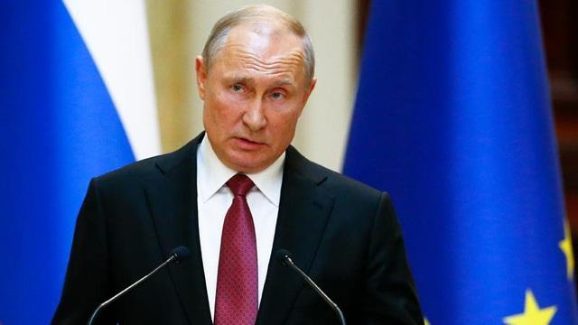 Tổng thống Putin: Người cầm lái tài năng đưa Nga vượt qua khủng hoảng và phát triển - Ảnh 1.