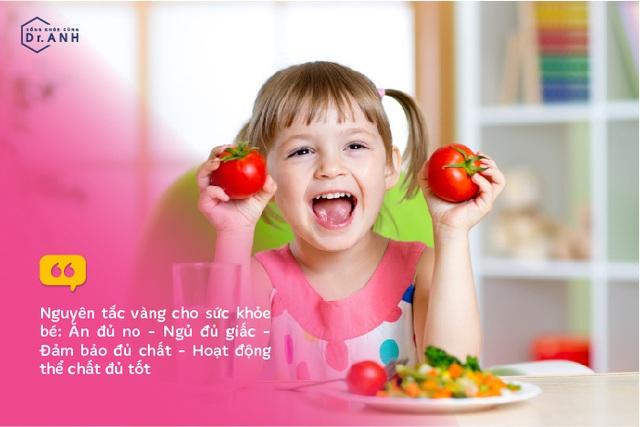 Những thực phẩm giúp trẻ tránh xa đau ốm bệnh tật - Ảnh 1.