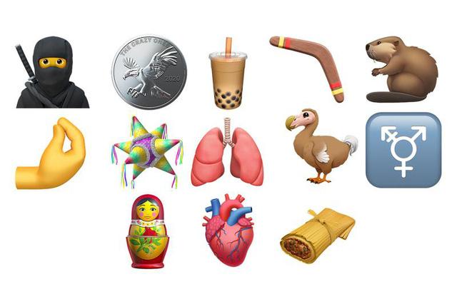 Emoji mới trên iOS 14 và Android 11 có gì đặc sắc? - Ảnh 1.